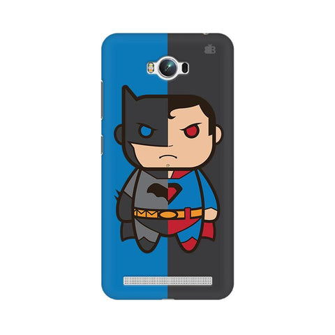 Cute Superheroes Annoyed Asus Zenfone Max Phone Cover