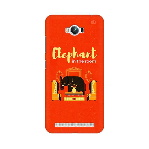 Elephant in the room Asus Zenfone Max Phone Cover