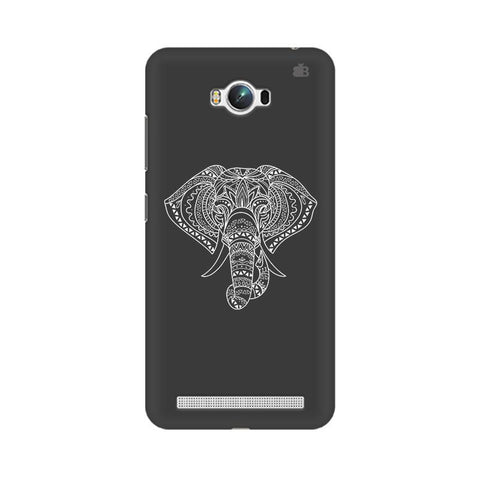 Ethnic Elephant Art Asus Zenfone Max Phone Cover