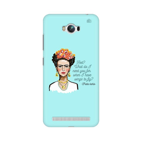 Frida Kahlo Asus Zenfone Max Phone Cover