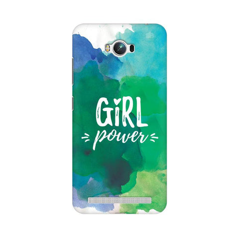 Girl Power Asus Zenfone Max Phone Cover