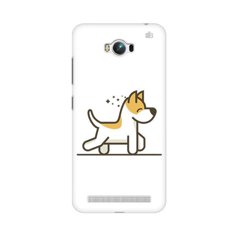 Happy Puppy Asus Zenfone Max Phone Cover
