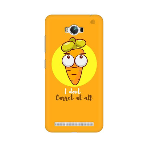 I Dont Carrot Asus Zenfone Max Phone Cover