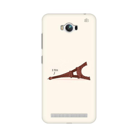 I Fell Asus Zenfone Max Phone Cover