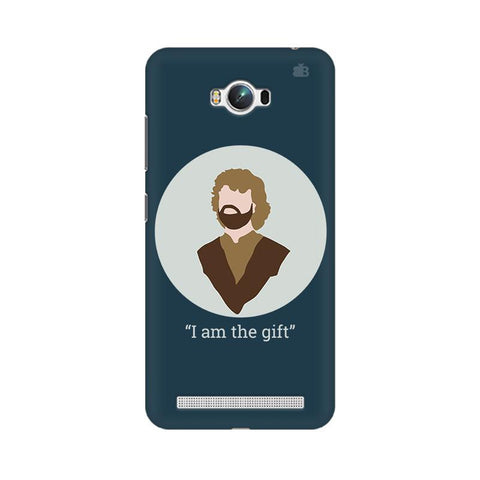 I am the gift Asus Zenfone Max Phone Cover