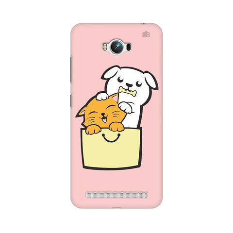 Kitty Puppy Buddies Asus Zenfone Max Phone Cover