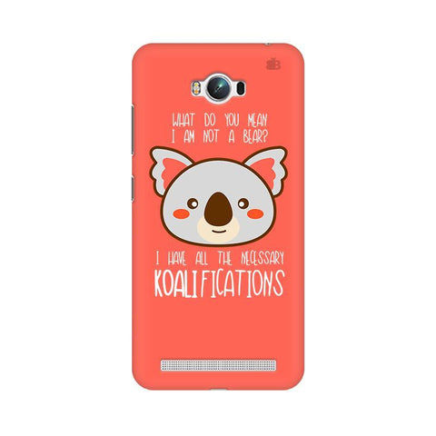 Koalifications Asus Zenfone Max Phone Cover