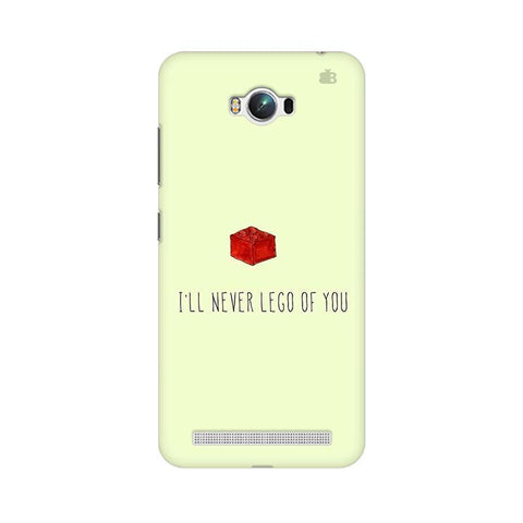 Never Lego Asus Zenfone Max Phone Cover