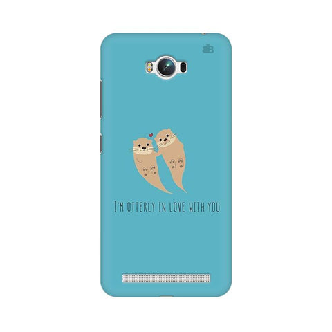 Otterly Love Asus Zenfone Max Phone Cover