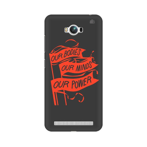 Our Power Asus Zenfone Max Phone Cover