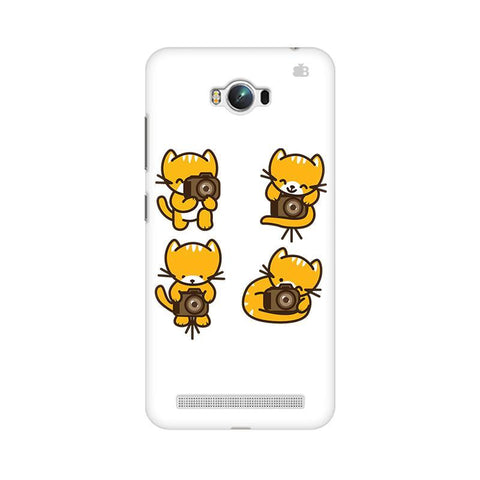Photographer Kitty Asus Zenfone Max Phone Cover