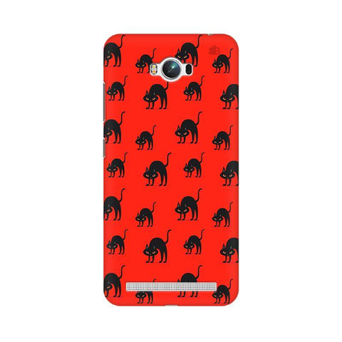 Scary Cats Asus Zenfone Max Phone Cover