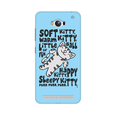 Soft Kitty Asus Zenfone Max Phone Cover