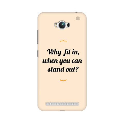 Stand Out Asus Zenfone Max Phone Cover