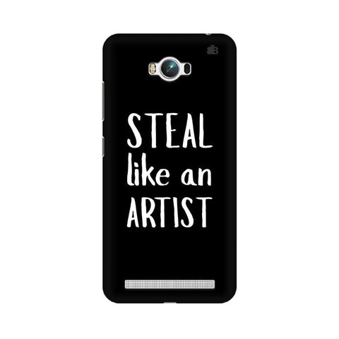 Steal like an Artist Asus Zenfone Max Phone Cover