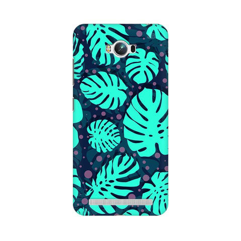 Tropical Leaves Pattern Asus Zenfone Max Phone Cover