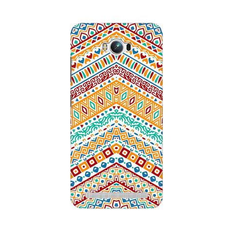 Wavy Ethnic Art Asus Zenfone Max Phone Cover