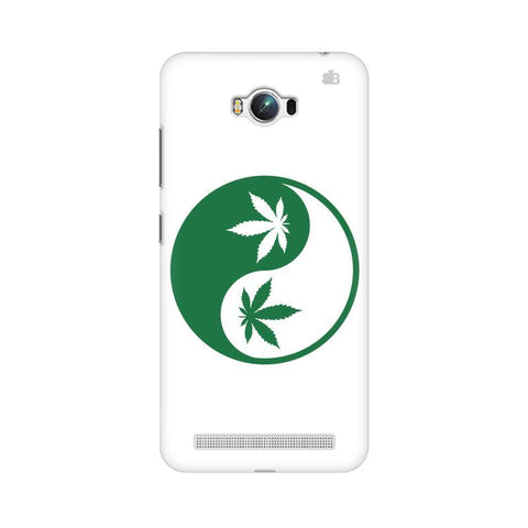 Weed Yin Yang Asus Zenfone Max Phone Cover