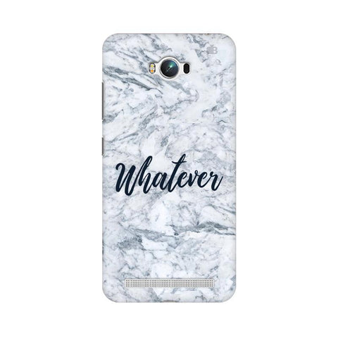 Whatever Asus Zenfone Max Phone Cover