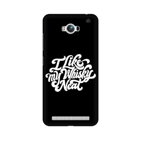 Whiskey Neat Asus Zenfone Max Phone Cover