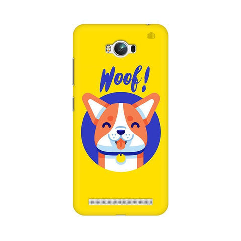 Woof Asus Zenfone Max Phone Cover