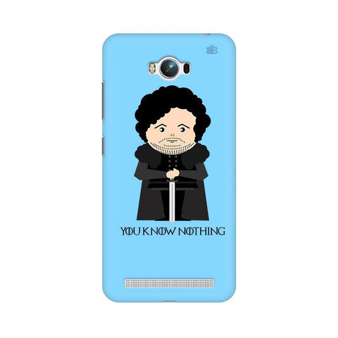 You Know Nothing Asus Zenfone Max Phone Cover