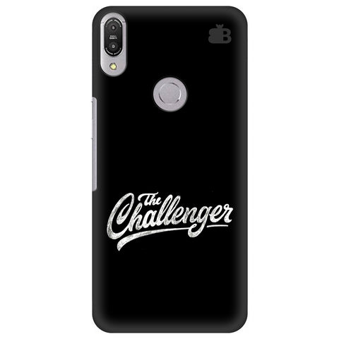 The Challenger Asus Zenfone Max Pro M1 Cover