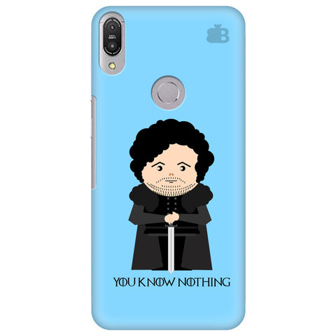 You Know Nothing Asus Zenfone Max Pro M1 Cover