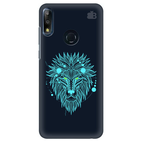Abstract Art Lion Asus Zenfone Max Pro M2 Cover