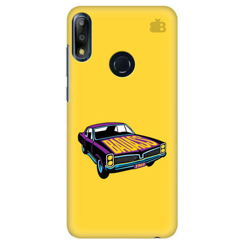 Badass Muscle Car Asus Zenfone Max Pro M2 Cover
