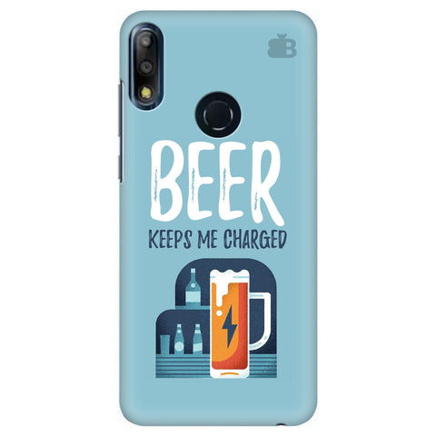 Beer Charged Asus Zenfone Max Pro M2 Cover
