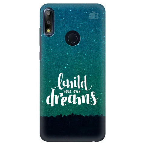 Build your own Dreams Asus Zenfone Max Pro M2 Cover