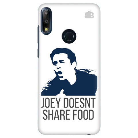 Joey doesnt share food Asus Zenfone Max Pro M2 Cover