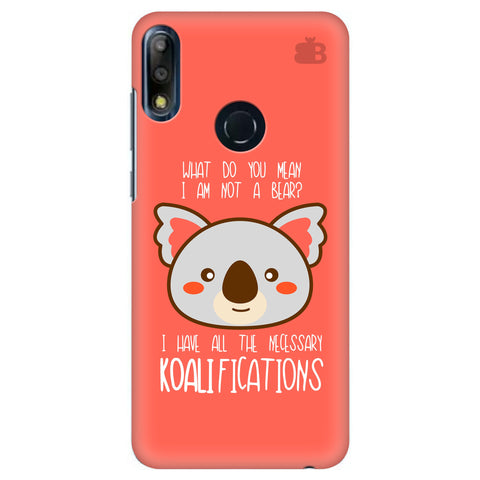 Koalifications Asus Zenfone Max Pro M2 Cover