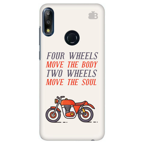 Motorcyclist Asus Zenfone Max Pro M2 Cover