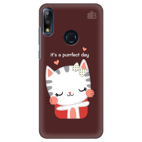 Purrfect Day Asus Zenfone Max Pro M2 Cover