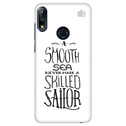 Skilled Sailor Asus Zenfone Max Pro M2 Cover