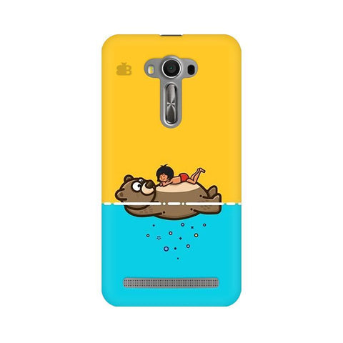 Baloo and Mowgli Asus Zenfone Selfie Phone Cover