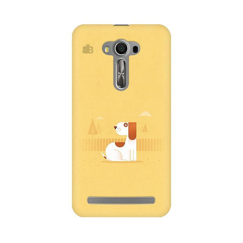 Calm Dog Asus Zenfone Selfie Phone Cover