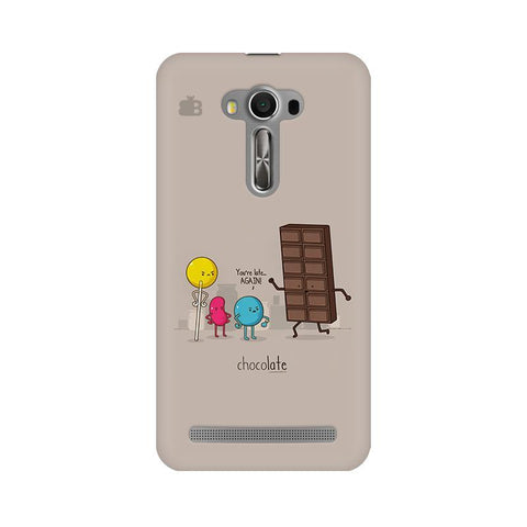 Choco late Asus Zenfone Selfie Phone Cover