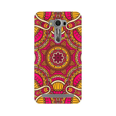 Colorful Ethnic Art Asus Zenfone Selfie Phone Cover