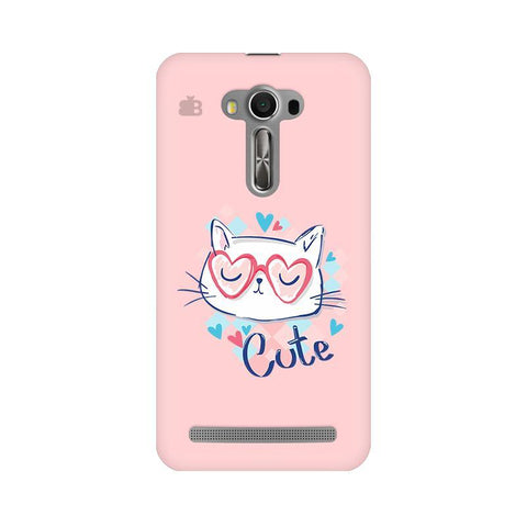 Cute Sleepy Kity Asus Zenfone Selfie Phone Cover