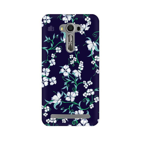 Dogwood Floral Pattern Asus Zenfone Selfie Phone Cover