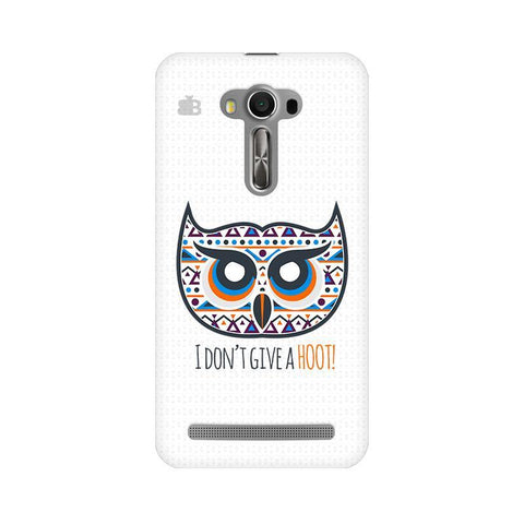 Dont give a Hoot Asus Zenfone Selfie Phone Cover