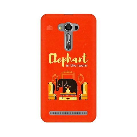 Elephant in the room Asus Zenfone Selfie Phone Cover
