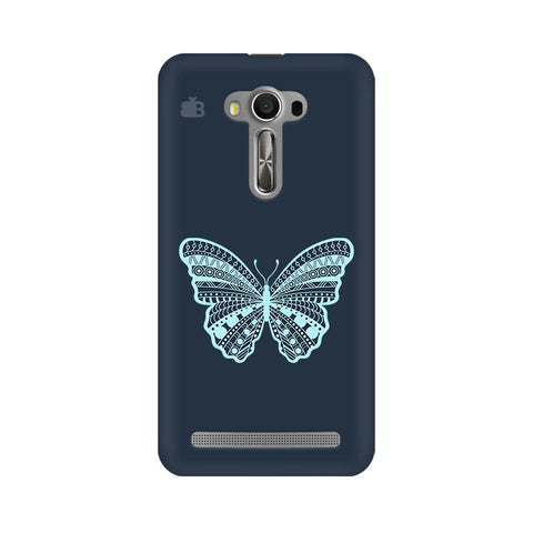 Ethnic Butterfly Art Asus Zenfone Selfie Phone Cover