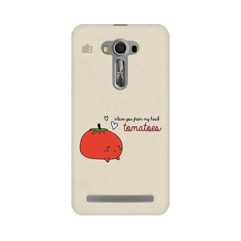 From head tomatoes Asus Zenfone Selfie Phone Cover
