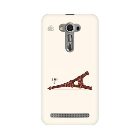 I Fell Asus Zenfone Selfie Phone Cover