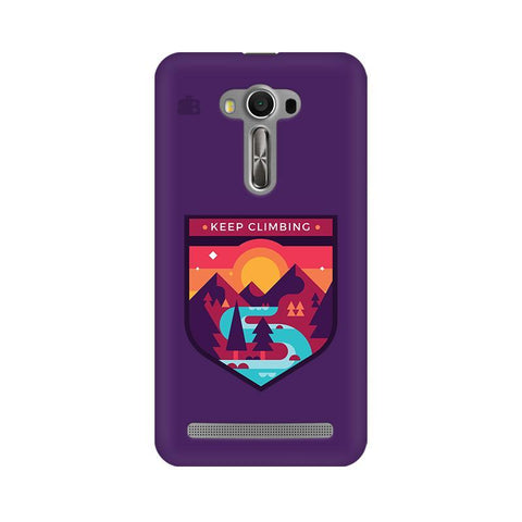 Keep Climbing Asus Zenfone Selfie Phone Cover