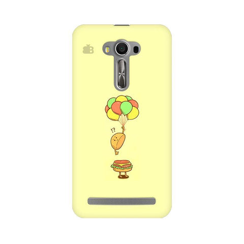 Light Burger Asus Zenfone Selfie Phone Cover